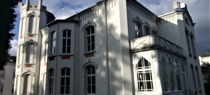 Villa in der Gartenstra. 20