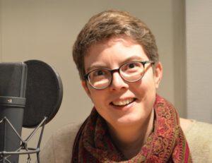 Beitragsbild Interview mit Lydia Grün von Radio Bielefeld