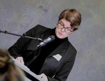 Vortrag Lydia Grün (c) Katharina Höhne