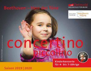 Concertino Piccolino 2019-2020