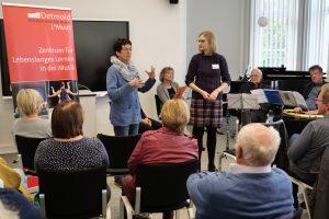 Konzert mit Ensemble von Prof. Reinhild Spiekermann