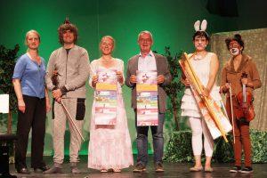 Förderung des Concertino Piccolino durch Osthushenrich-Stiftung