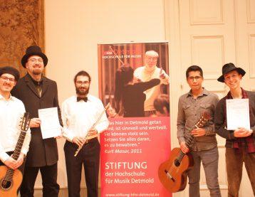 Gewinner Wettbewerb Musik Vermittlung 2019