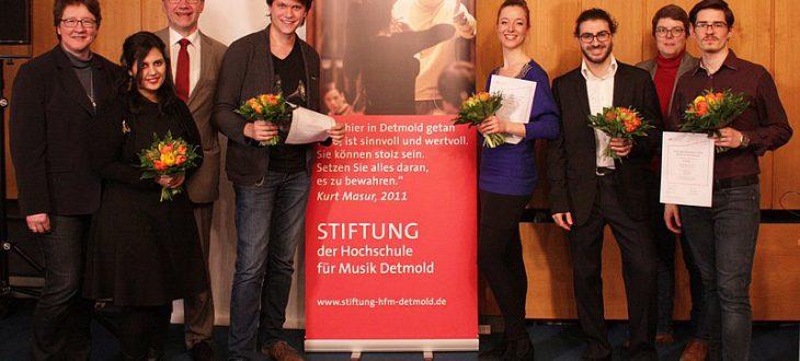 Gewinner Wettbewerb Musik und Vermittlung 2018