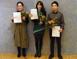 Gewinner*innen Wettbewerb Unternehmen:Musik