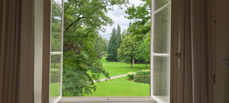 Ansicht Palais HfM Detmold