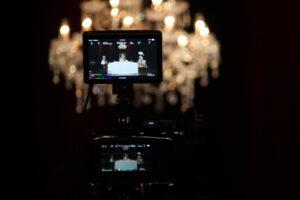 Dreharbeiten Concertino Piccolino digital
