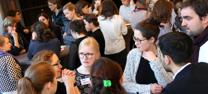 Die Detmolder Erklärung entsteht - Tagung im Sommertheater 2016 (c) Katharina Höhne