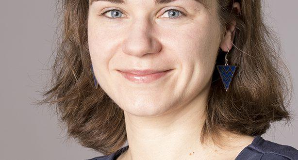 Portrait Kristin Lovsky