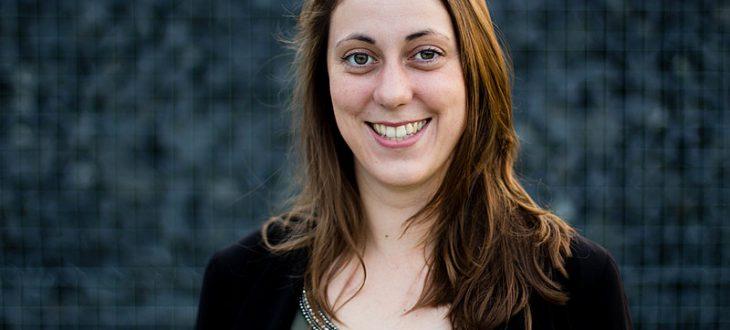 Portrait Andrea Hoever