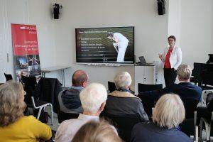 Vorstellung Musikvermittlung von Prof. Lydia Grün