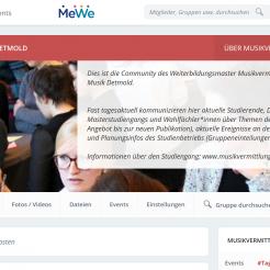 eLearning-Plattform MEWE